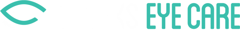 Sparks Eye Care Logo Reversed