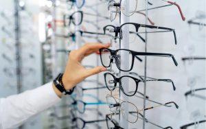 Eye Glasses Row Sparks Eye Care